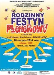 Zapraszamy na kolejny Rodzinny Festyn Plenerowy