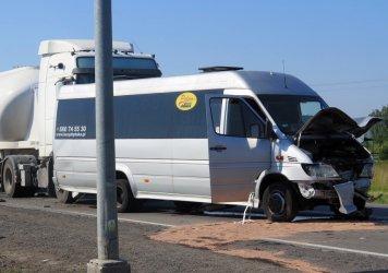 11 osób rannych w wypadku w Jarostach