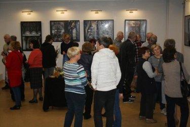 IX Doroczna Wystawa Plastyczna Klubu Seniora w OEA MOK