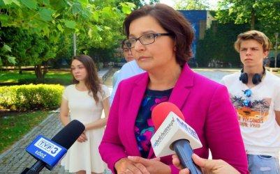 Kolej wróci do Bełchatowa? Posłanka Sowińska ma pewne wątpliwości