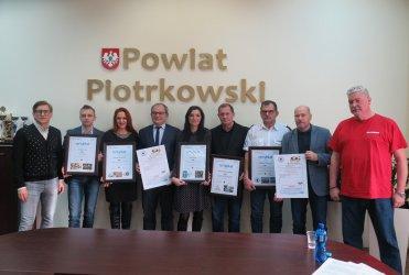 Budżet Obywatelski Województwa Łódzkiego. Wręczenie certyfikatów