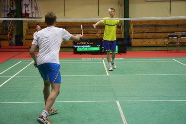 Trwają badmintonowe mistrzostwa Polski