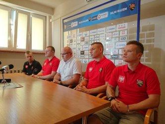 Prezes Piotrkowianina przedstawił główny cel zespołu