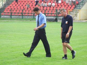 Majak nadal trenerem Concordii