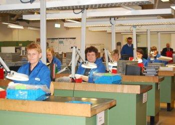 U Haeringa będzie pracować ponad 2 tysiące osób