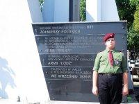 W Milejowie uczczono 80. rocznicę wybuchu II Wojny Światowej