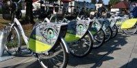 Piotrkowianie nadal chętnie korzystają z rowerów miejskich