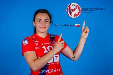 Romana Roszak w kadrze Polski na EHF Euro 2020!