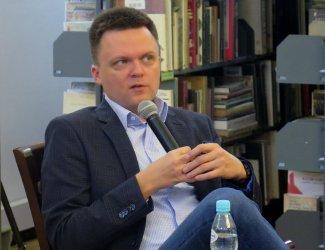 Szymon Hołownia spotkał się z piotrkowską młodzieżą