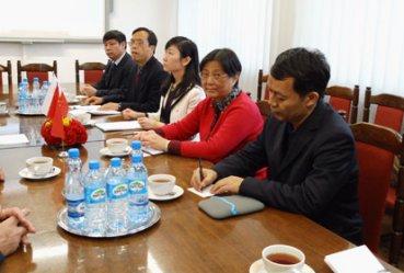 Chińczycy gościli w Urzędzie Miasta