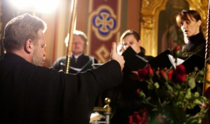 Zabrzmiała muzyka cerkiewna