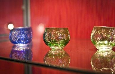 Szklana przeszłość Piotrkowa - wystawa w Muzeum