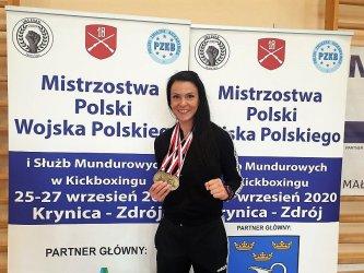Marta Mysur multimedalistką Mistrzostw Polski