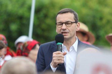 Premier wprowadził stopień alarmowy BRAVO-CRP w całej Polsce