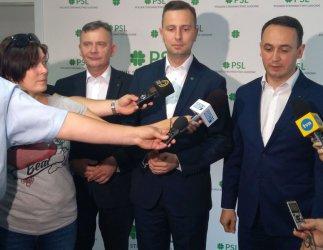 Prezes PSL w Łódzkiem. Zapowiada ofensywę legislacyjną