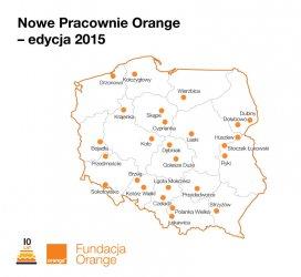 W Goleszach Dużych powstanie Pracownia Orange