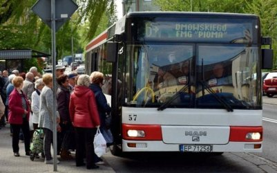 Autobusy  MZK od poniedziałku będą jeździć jak w ferie
