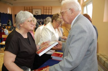 Piotrków: Niezwykła promocja książki