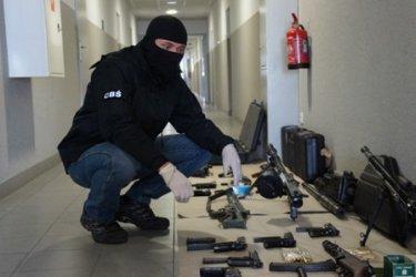Nielegalnie handlowali bronią i amunicją
