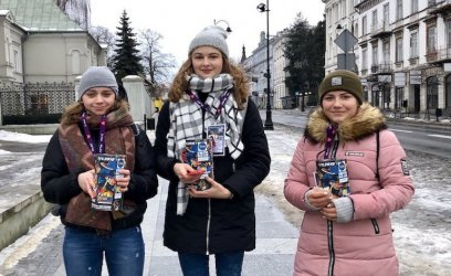 WOŚP w powiecie piotrkowskim już gra!