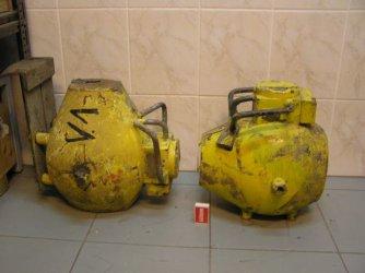 Z elektrowni zniknęły pojemniki z promieniotwórczym izotopem