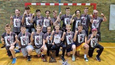 Młodzieżowcy Piotrkowianina przywieźli z Legnicy trzy medale
