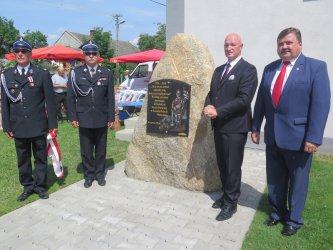OSP w Łazach Dużych świętuje 100-lecie