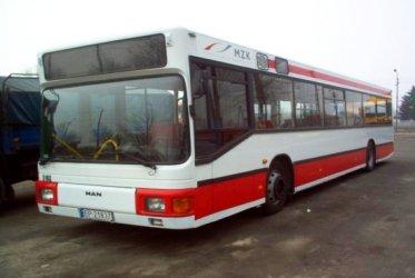 Od soboty zmiany w kursach autobusów MZK