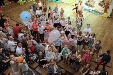 46. Świerszczykowe Wierszyki, czyli Wojewódzkie Obchody Dnia Dziecka w Łódzkim Dom Kultury