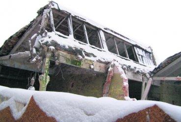 Powiat zrobi porządek z ruinami