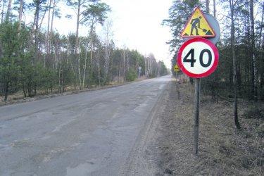 Droga do elektrowni będzie remontowana