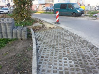 Kiedy skończą budowę parkingu?