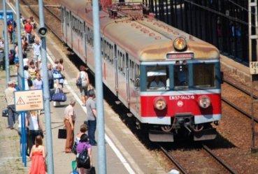 15 mln na modernizację kolei