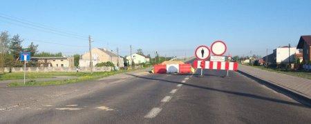 Przypominamy, wiadukt na ul. Wojska Polskiego już zamknięty
