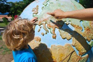Nauka na dworze sprzyja dzieciom i nauczycielom