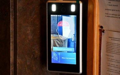Kamery termowizyjne w budynkach Urzędu Miasta