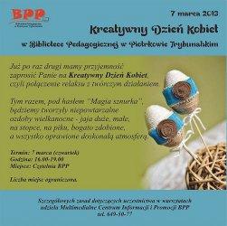 Kreatywny Dzień Kobiet w BPP