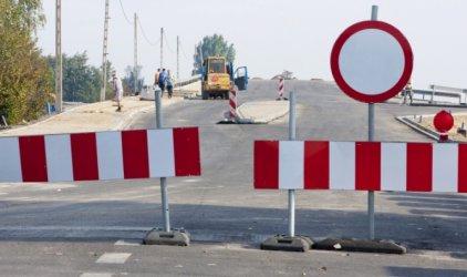 Piotrków: Wiadukt łódzki nadal zamknięty