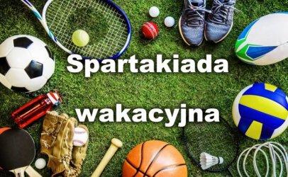 Gmina Wola Krzysztoporska: Zapraszają na wakacyjną spartakiadę