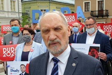 Członkowie PiS prezentowali program Andrzeja Dudy