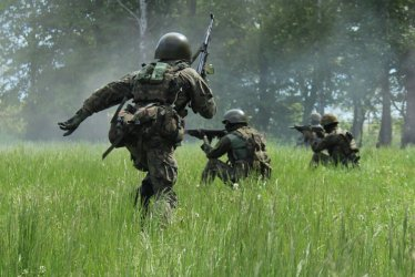 Będą uczyć się taktyk rodem z filmów wojennych