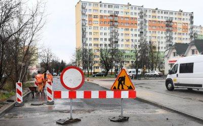 Ulica Szklarska doczekała się remontu
