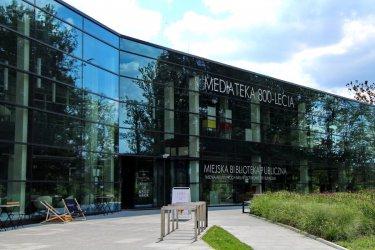 Wystawy multimedialne w Mediatece znowu otwarte