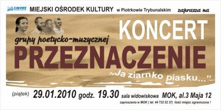 Piotrków: Koncert