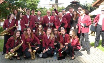 Sukces Miejskiej Orkiestry Dętej