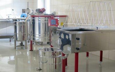Inkubator pszczelarski w Wolborzu gotowy