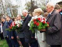 W Moszczenicy pamiętali o rocznicy Katynia