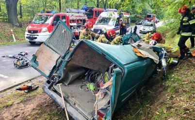 Tragedia na drodze. Nie żyją cztery osoby
