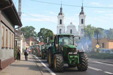 Wójt Moszczenicy nie zgadza się na blokadę DK12 w Srocku (Aktualizacja)