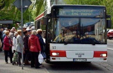 Zmiany w kursowaniu autobusów MZK na Wszystkich Świętych